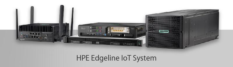 HPE Edgeline IoT System